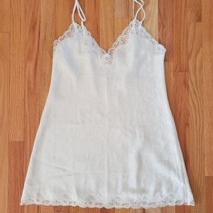 Vintage Victoria's Lace Secret Nightgown